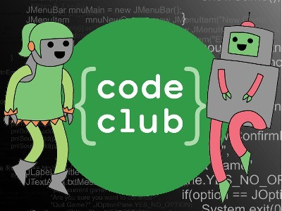CodeClub - Coding for 9-12s
