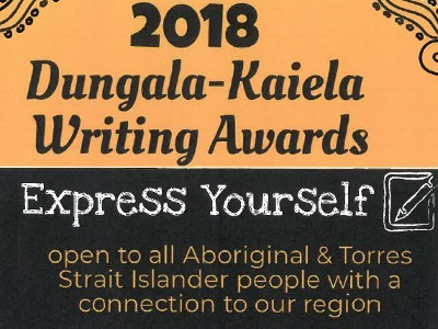 Dungala-Kaiela Writing Awards