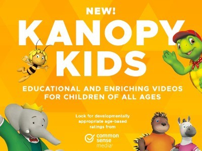 Kanopy Kids - Video Streaming for Kids