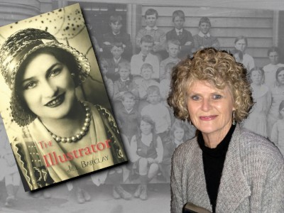 Author Visit - Jill Barclay