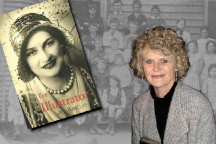 Numurkah Library - Author Visit