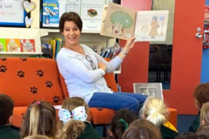 Shepparton Library - Childrens Author