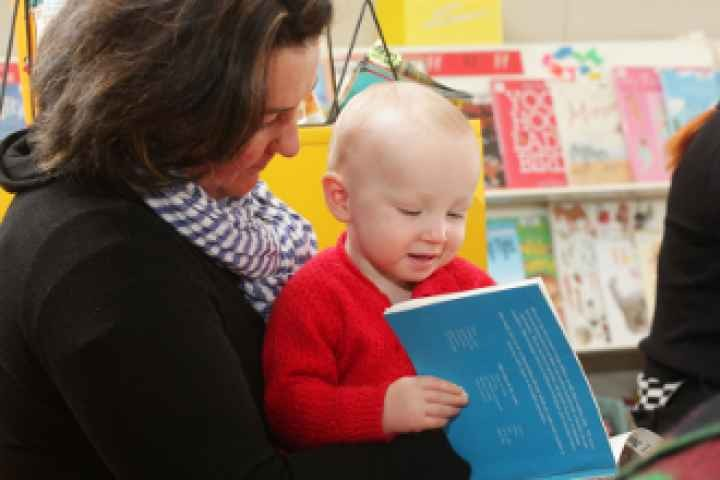 Shepparton Library - Baby Rhyme Time