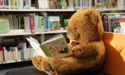 Shepparton Library - Reading Hour