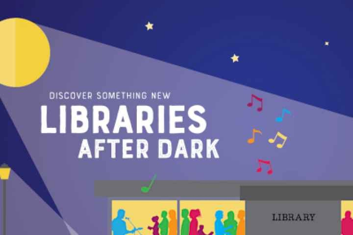 Shepparton Library - Libraries After Dark