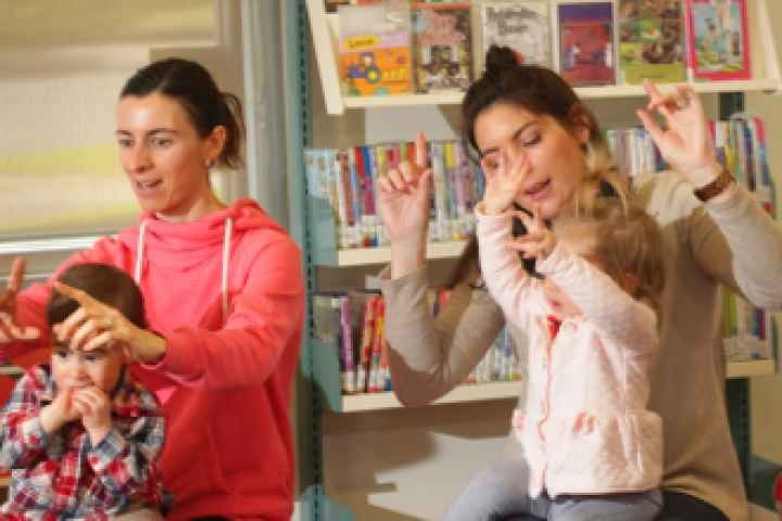 Nagambie Library - Rhyme & Story Time