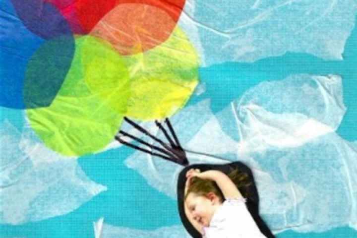 Cobram Library - Photo Balloon Collage