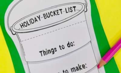 All Branches - Holiday Bucket List