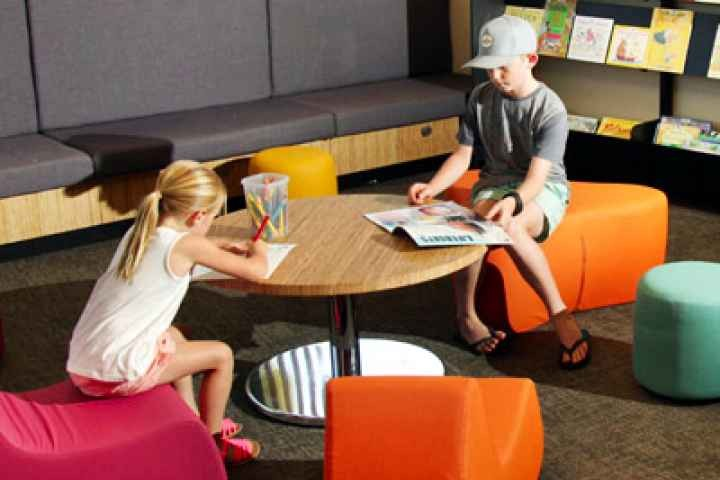 Cobram Library - Rhyme & Story Time