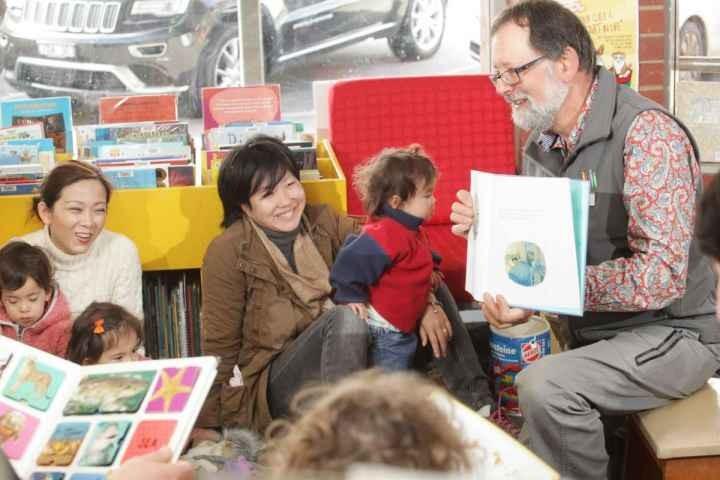 Mooroopna Library - Rhyme and Story Time