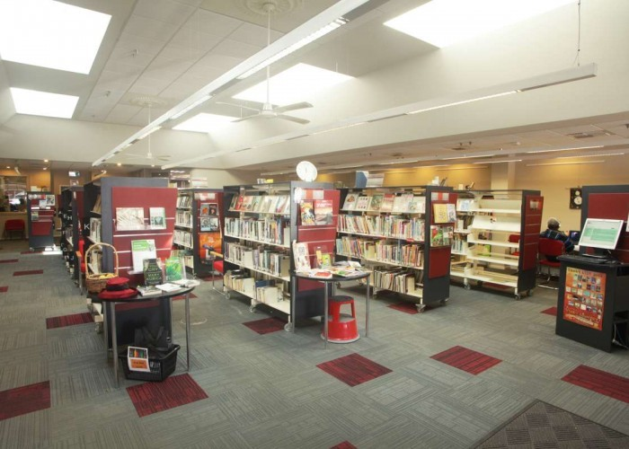 Photo of Euroa Library