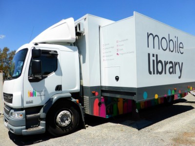 Mobile Library Timetable Changes
