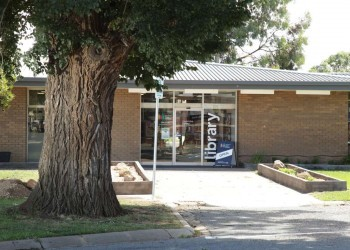 Photo of Nagambie Library