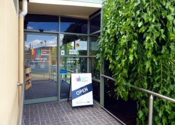 Photo of Numurkah Library