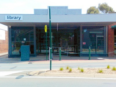 Photo of Tatura Library