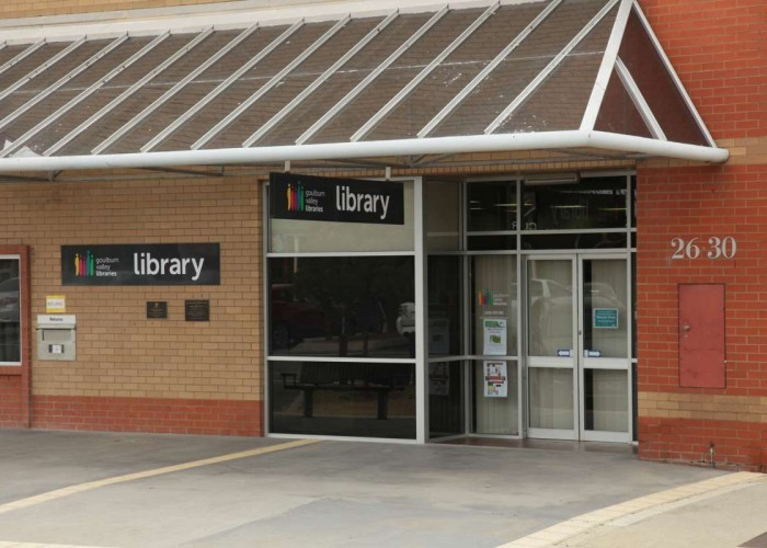 Photo of Yarrawonga Library
