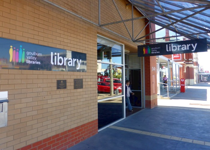 Photo of Yarrawonga Library
