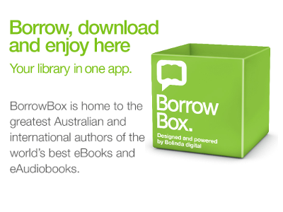 eBooks and eAudiobooks from BorrowBox
