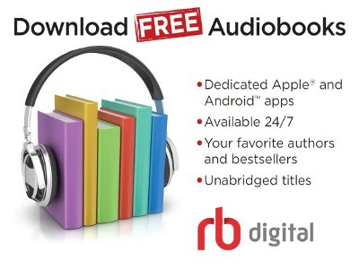 FREE Audiobooks available to members