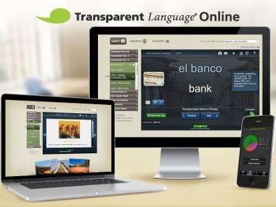 Language-learning courses on your PC, phone or tablet.
