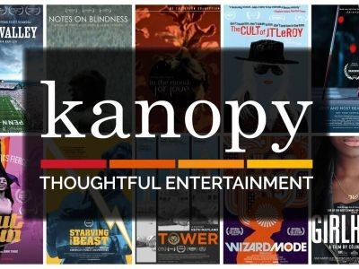 Kanopy - On-demand video streaming